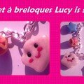 bracelet lucy is sweety