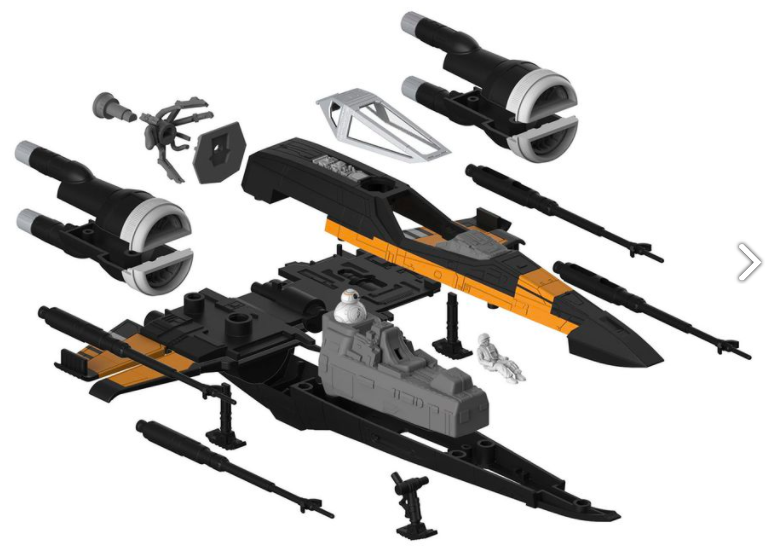 revell poe boosted assembly