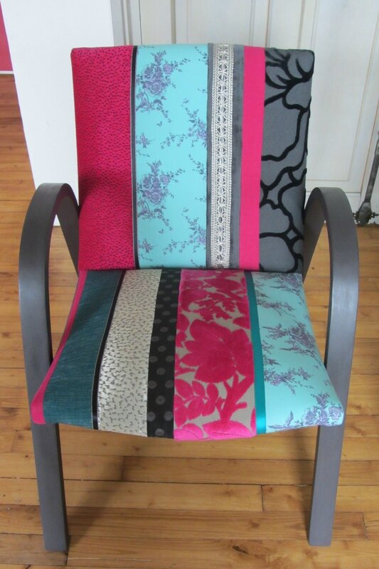 fauteuil en patchwork tous les messages sur fauteuil en patchwork c t si ges tapissier. Black Bedroom Furniture Sets. Home Design Ideas