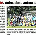 Morbihan : journée football