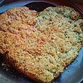 Crumble pomme bi-gouts ( pommes cannelle, pommes vanille)