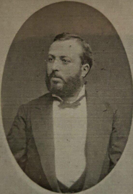 OLIVER Paul 1842 1890