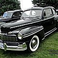 Mercury eight sedan coupe-1946