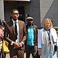 Belgique: commémoration à merksplas du 9ème anniversaire de la mort du camerounais folefack sontsa ebenizert
