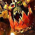 Warhammers orks