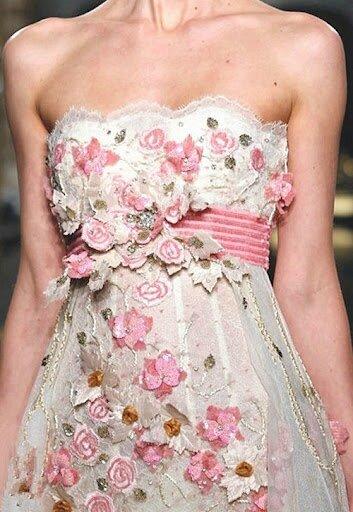 robe soirée shabby chic - Ma Jolie Robe