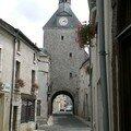 Tour de l'Horloge à Beaugency