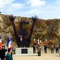 Dimanche 26 avril 2015 à avignon et caumont sur durance-journée souvenir des déportés