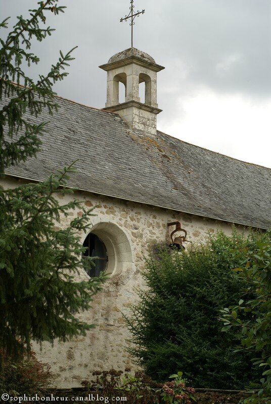 Patrimoine chapelle