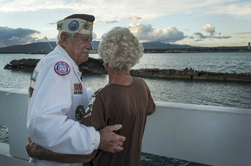 A_Pearl_Harbor_veteran_remembers_Dec__7,_1941__(11309336335)