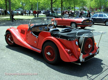 Morgan type 4 convertible (Retrorencard juin 2013) 02