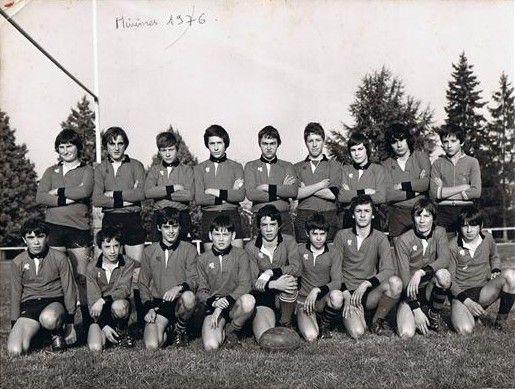 Minimes, 1976