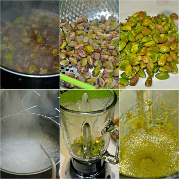 pate pistache