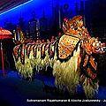 Du nô à mata hari – 2000 ans de théâtre en asie du 14/04 au 31/08/2015 - musée guimet à paris