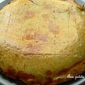 Gâteau sablé aux framboises