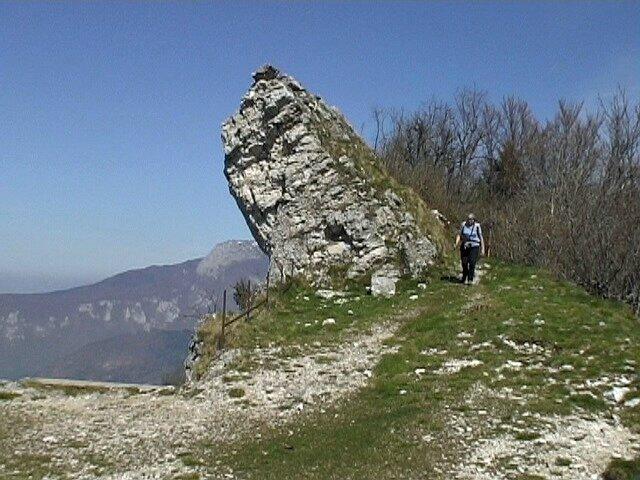 Crêtes du Saint-Eynard 1359 m. - Chartreuse