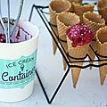 Yummy day givré : sorbet minute aux fruits rouges et nouveaux gadgets pour les glaces