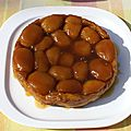 Tarte tatin faon Pierre Herm (ou presque)