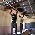 Rénovation de l'école de oueto
