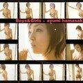 Ayumi hamasaki - boys & girls (single)