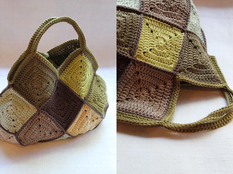Des Sacs En Crochet : Facilec?cile