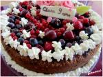 Cheesecake aux fruits rouge (4)