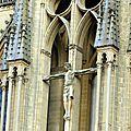Promenade dans les rues de metz ... autour de sa cathédrale
