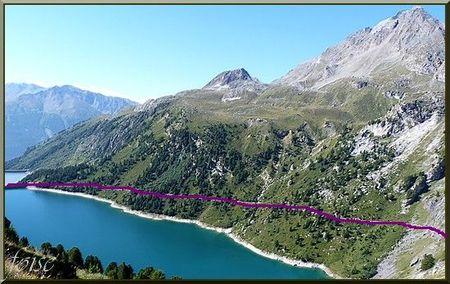 lac d'Amont