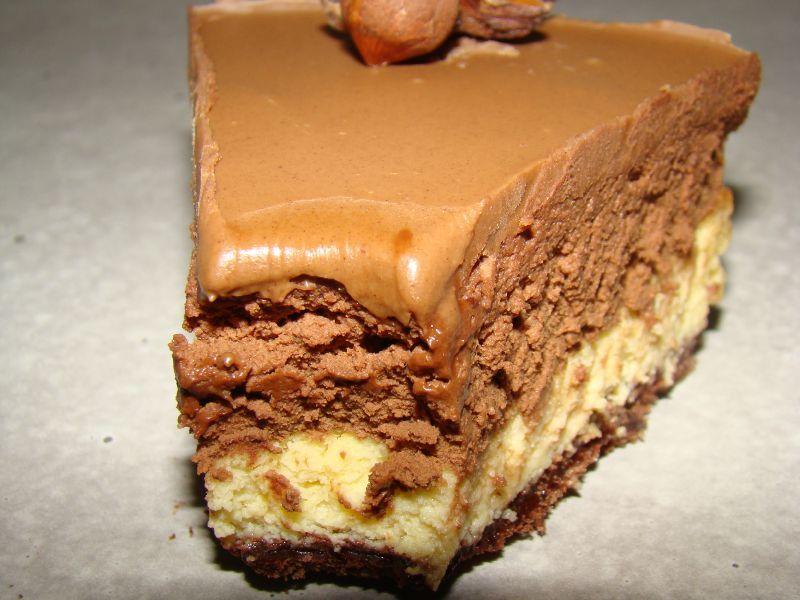 recette cheesecake chocolat. Black Bedroom Furniture Sets. Home Design Ideas