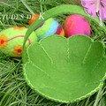 Corbeille de Pâques