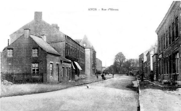 ANOR - Rue d'Hirson