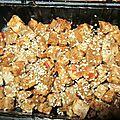 Marinade de poulet facon asiatique