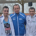 Championnats de france de cross-country les mureaux 1 er mars 2015