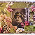 Maxi carte d'Anni pour ma Tite Marine * 2012