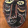 Les portraits d'inspiration aborigène