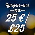 Pourquoi pas essayer pour 25€
