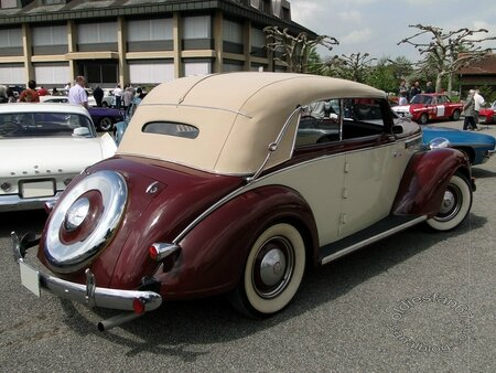 dodge d8 convertible, 1938, osmt zug 2013 4