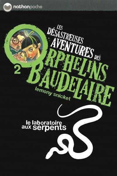 orphelins Baudelaire 2