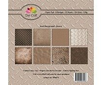 dixi-craft-6x6-inch-paper-pack-steel-background-br