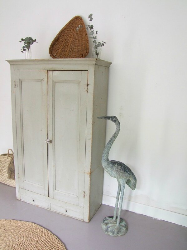 Buffet armoire vintage