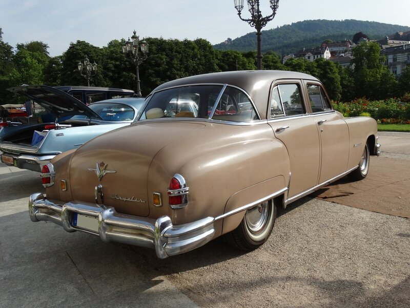 CHRYSLER Imperial 4door Sedan 1951 Baden Baden (2)