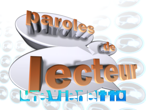 paroles de lecteur