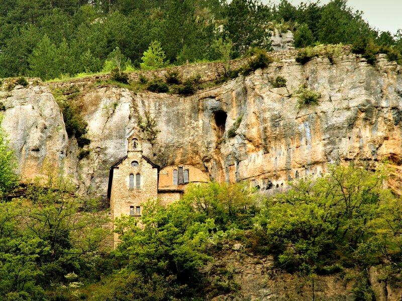 Sainte-Enimie_ermitage wiki