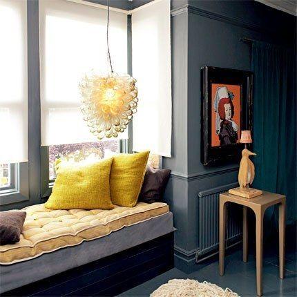 coin lecture photo de id es et d co coin lecture notre 1 re maison et tout ses petits. Black Bedroom Furniture Sets. Home Design Ideas