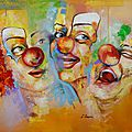 Choeurs de clowns - Non Disponible