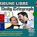 Le risque politique augmente en italie alors que les opposants à l'euro flirtent avec le pouvoir
