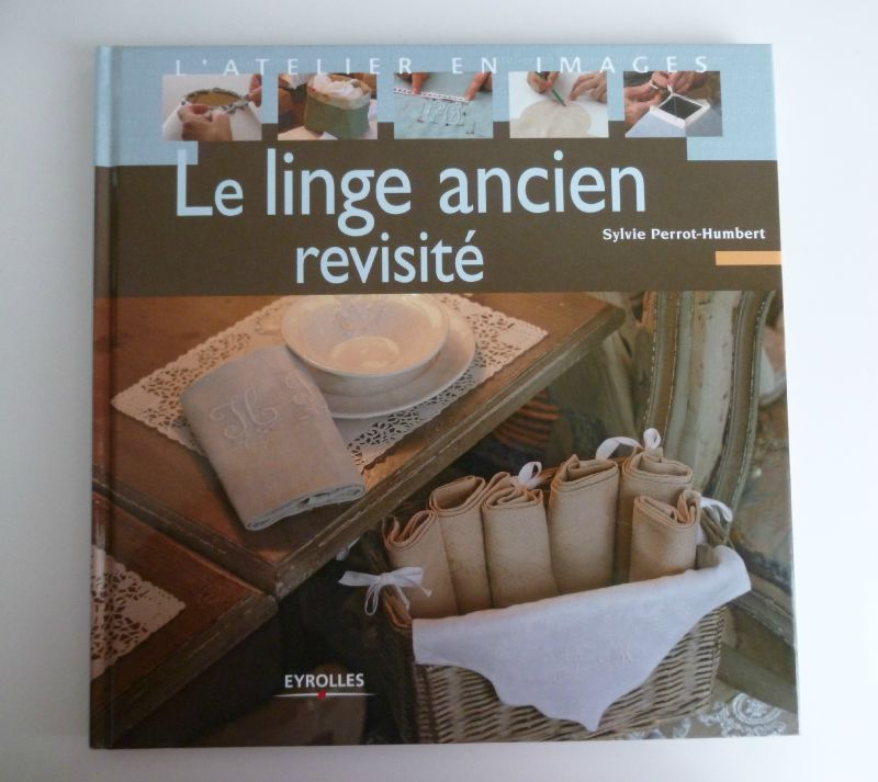 Des cintres customis s l 39 atelier de graine d 39 envie - Linge ancien revisite ...