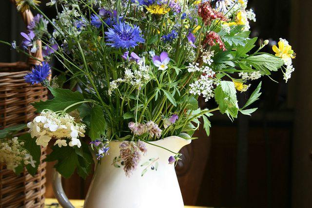 des brass es de fleurs le cottage de gwladys. Black Bedroom Furniture Sets. Home Design Ideas