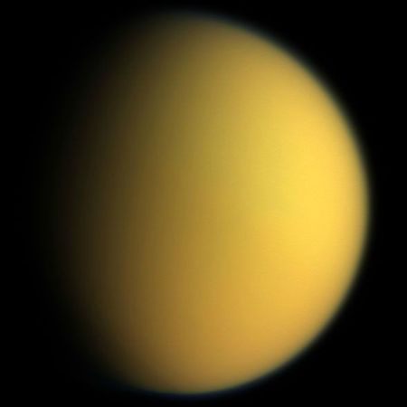 Titan - Sonde Cassini - NASA