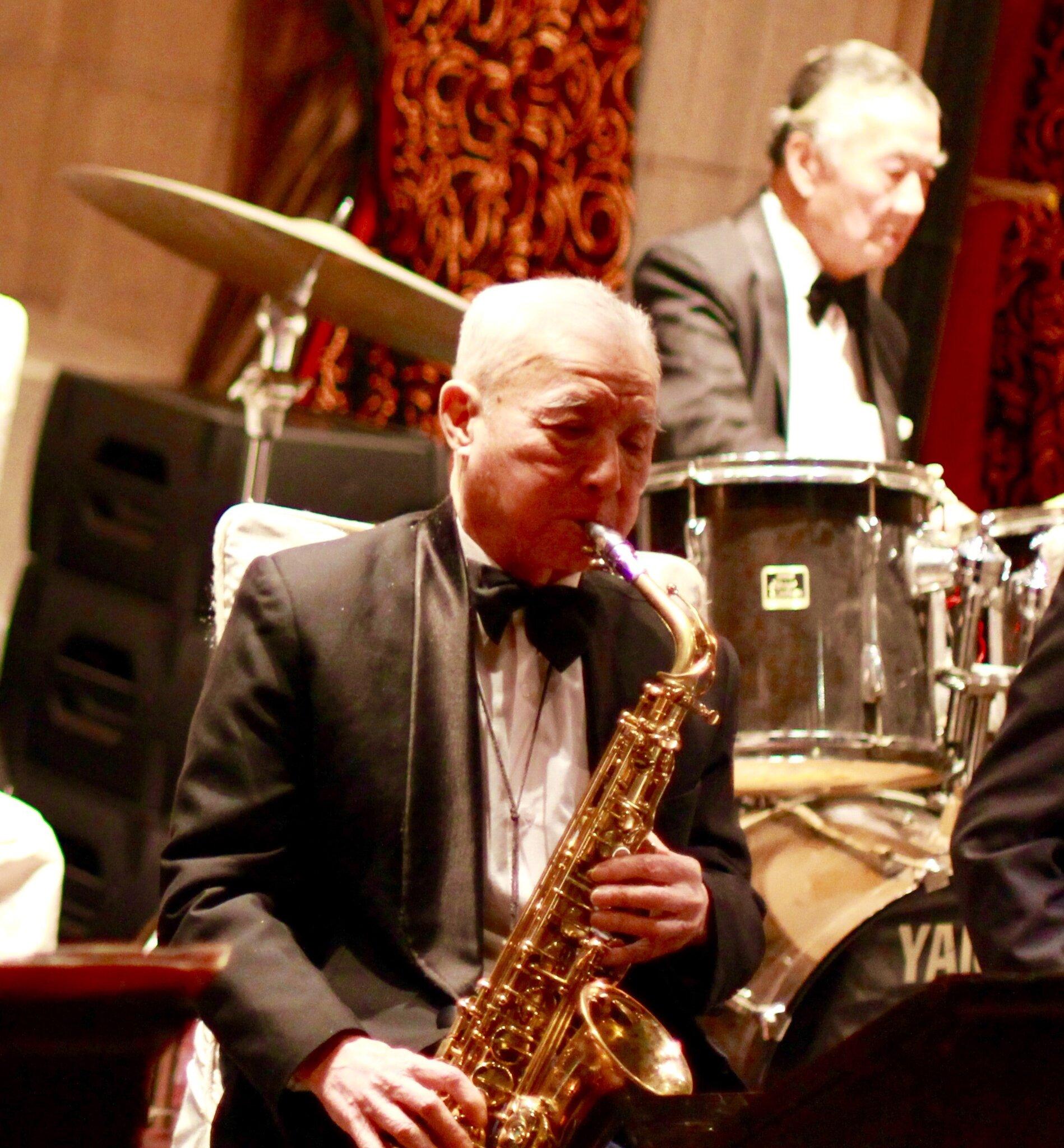 saxophoniste français actuel